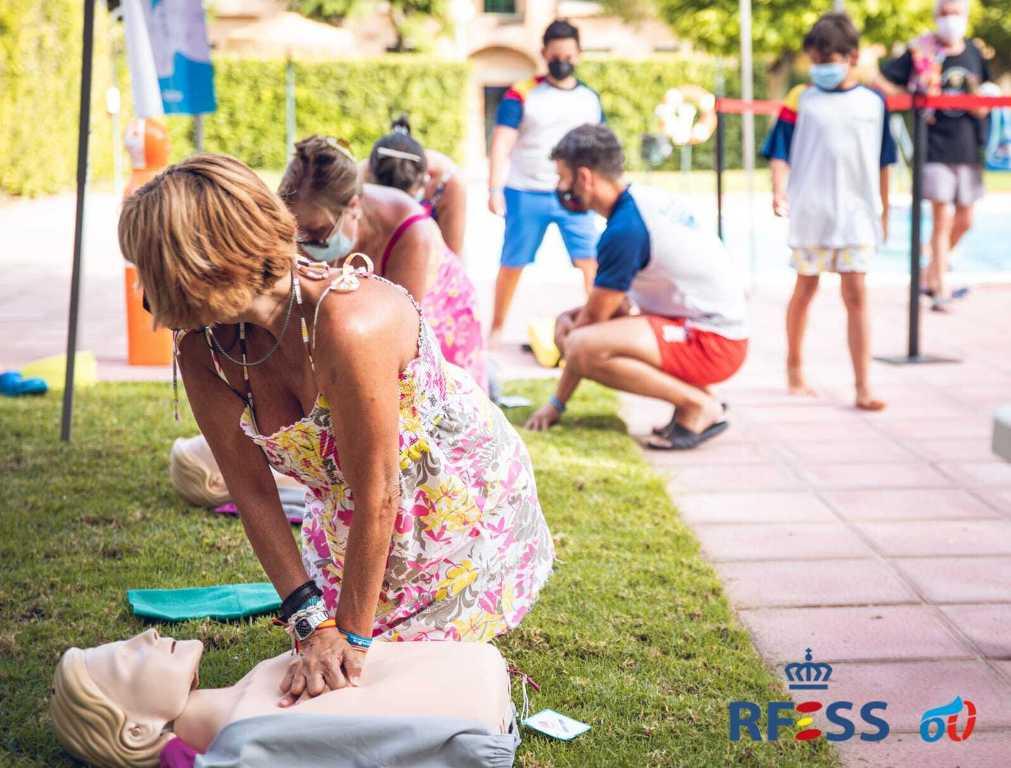 Salvamento y Socorrismo celebra en Córdoba el Día Mundial para la Prevención de los Ahogamientos